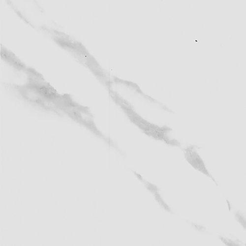 NE31 Mat white marble
