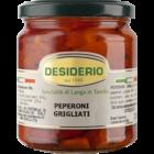 Desiderio Gegrilde Paprika's