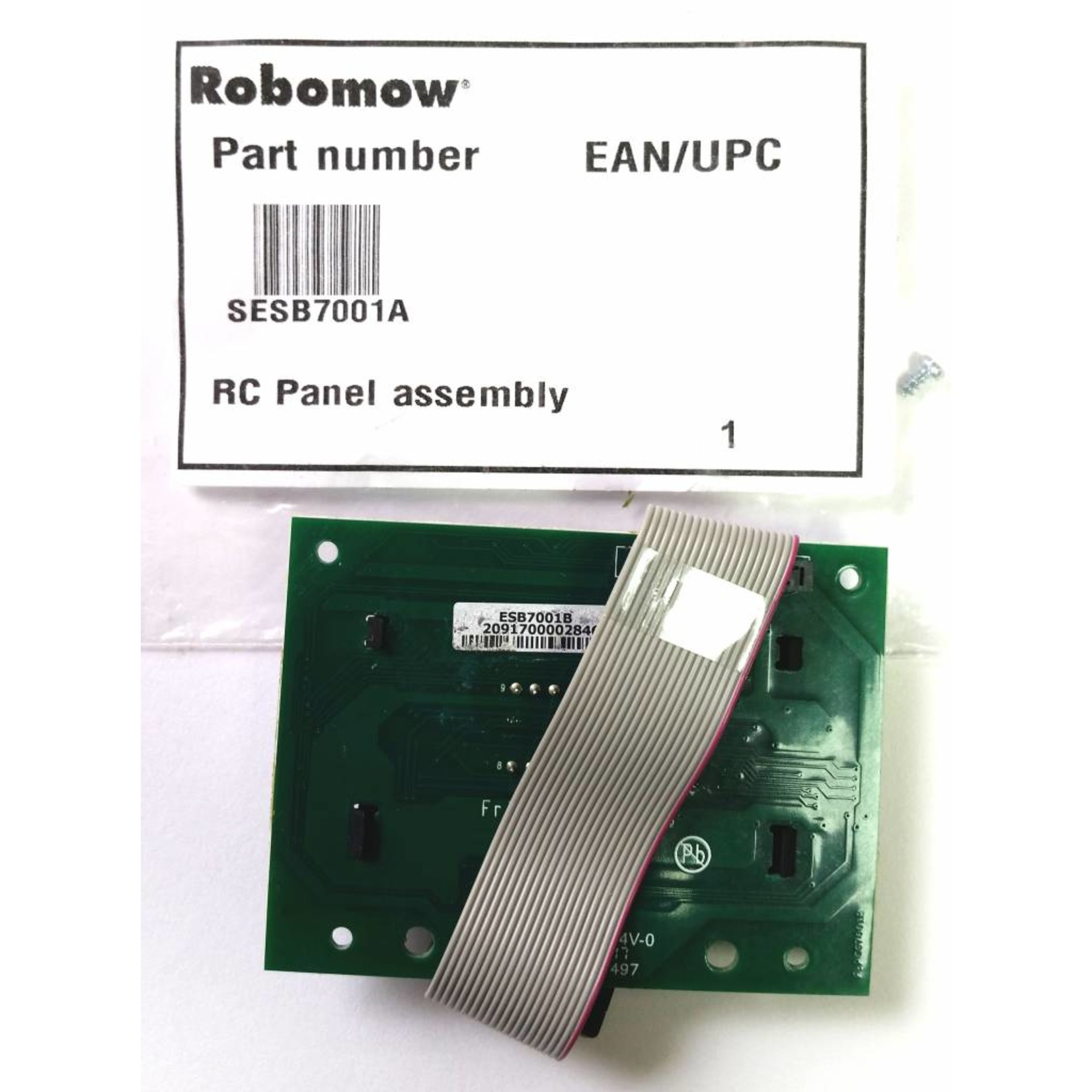 Robomow Robomow C Panel Assembly / Ersatzteil SPP7018A//SMSB7008A