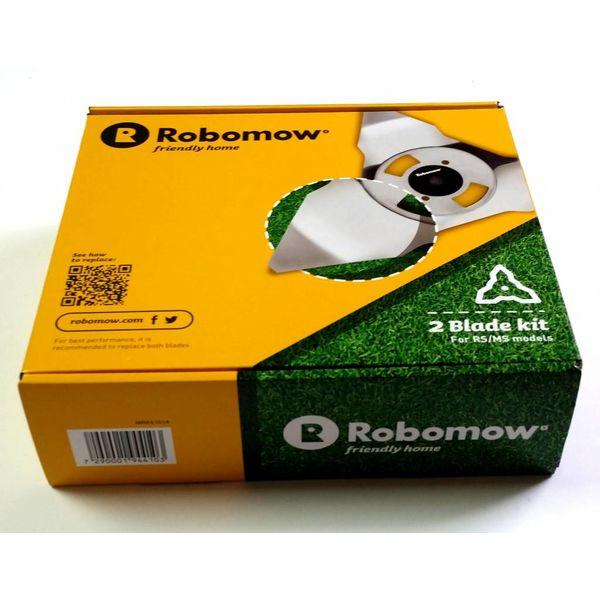 Robomow Ersatzmesser-Set  (für RS/MS/TS-Serie) MRK6101A
