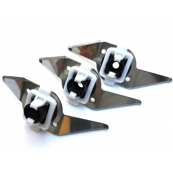 Robomow Ersatzmesser für RL/RM Modelle MRK0003A