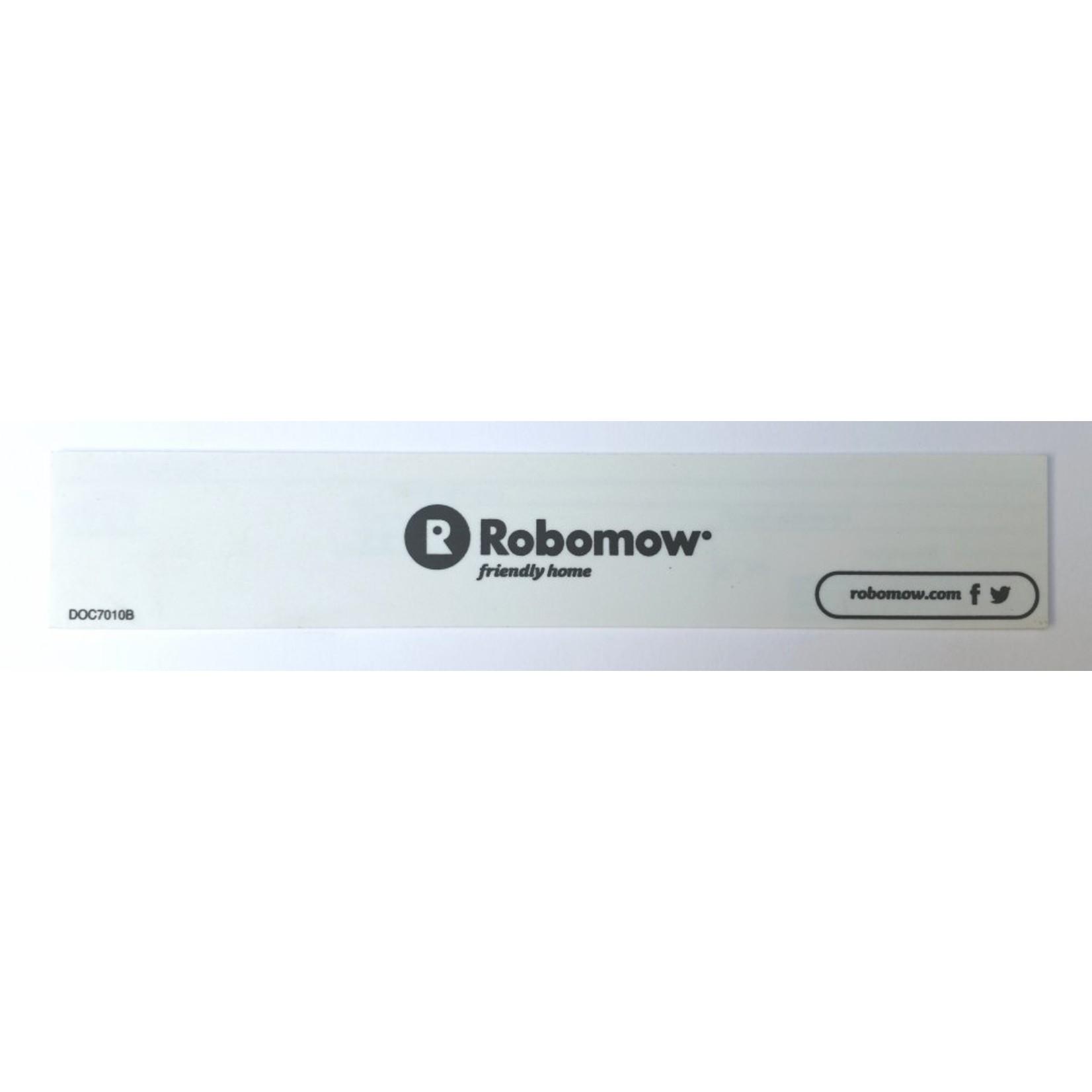 Robomow Robomow DOC7010B  RoboRulerMessstab(für MC/RC-Serie)