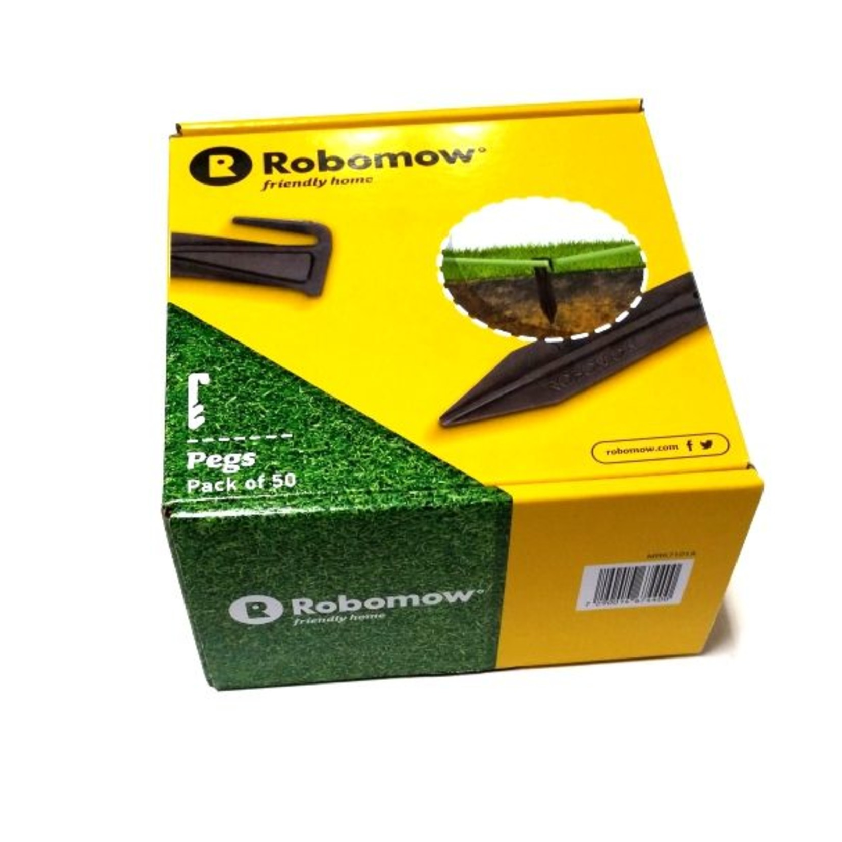 Robomow Robomow Rasennägel (Kabelhaken) 50 Stück  MRK7101A