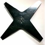 Ambrogio 075Z07800A 4-Stern-Federmesser Original 25 cm flach Messer