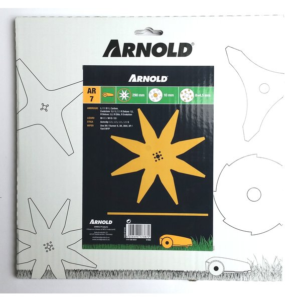 Arnold Roboter Klinge/ Messer AR7 290 mm 1111-S6-0031