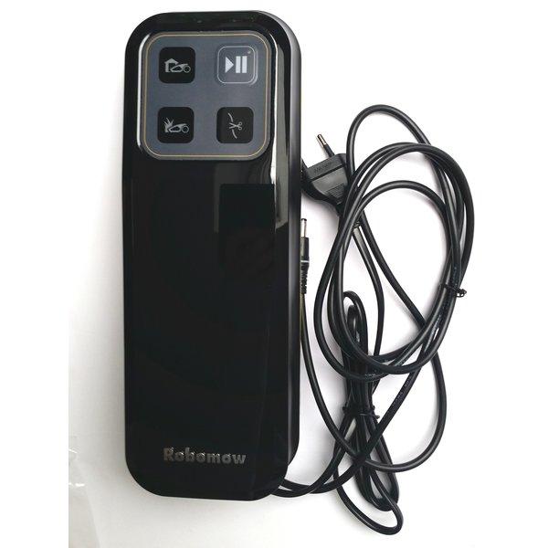 Robomow Powerbox grau/schwarz 3A (RS630) SPP6112A