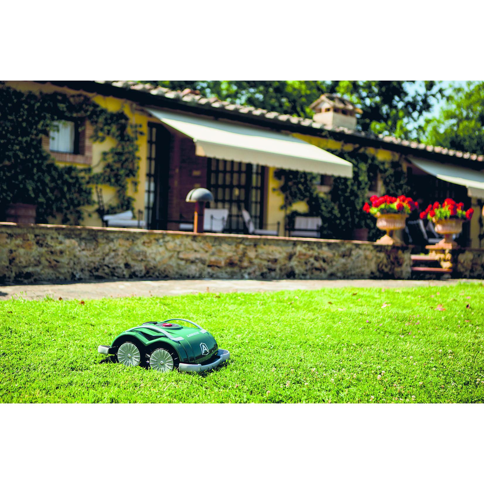 Ambrogio Vorführgerät Ambrogio Greenline L60 Elite S+ Rasenmähroboter Modell 2020