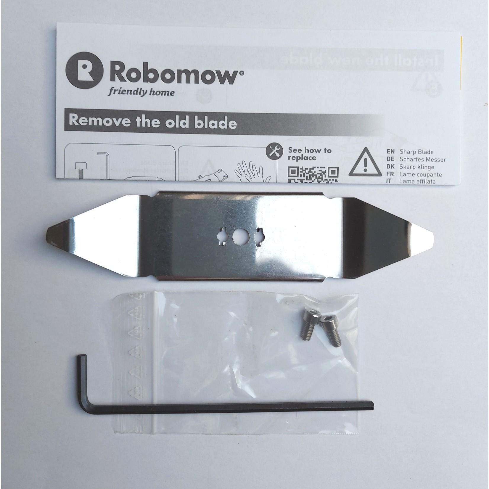 Robomow Original Robomow 122-102-619 Ersatzmesser für RT Modelle Original