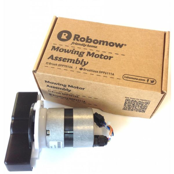 Robomow Mowing Motor Assembly / Ersatzteil SPP6111A Mähmotor RS622/RS630