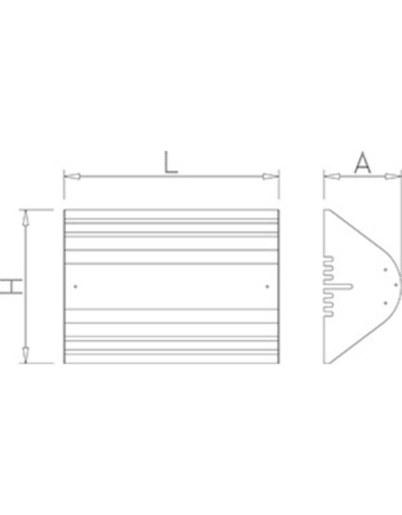 Insectenlamp SP model met kleefval