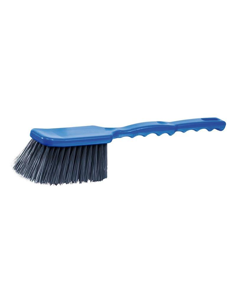 Handheld brush - metal detectable