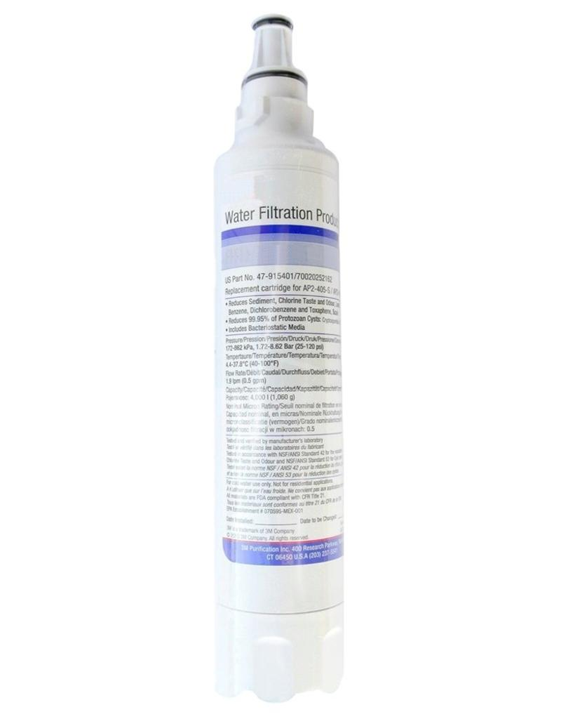 Waterfilter for 464204