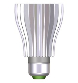RGB LED bulb - 9 W - with remote control