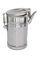 Isothermal food container - without tap