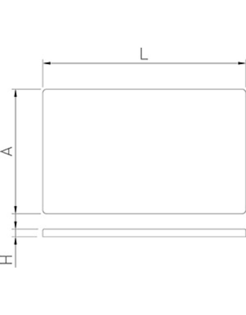 Lid for cutlery rack GN 1/1