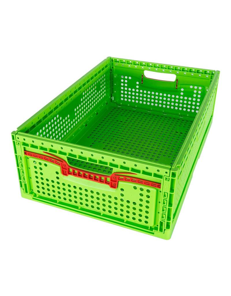 Foldable basket