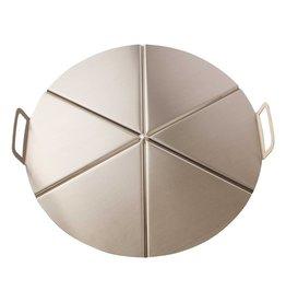 Aluminium Pizza bakplaat met handvat