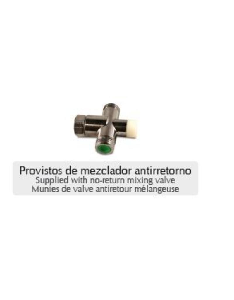 Fricosmos Standaard handwasmeubel met dispensers met sensor