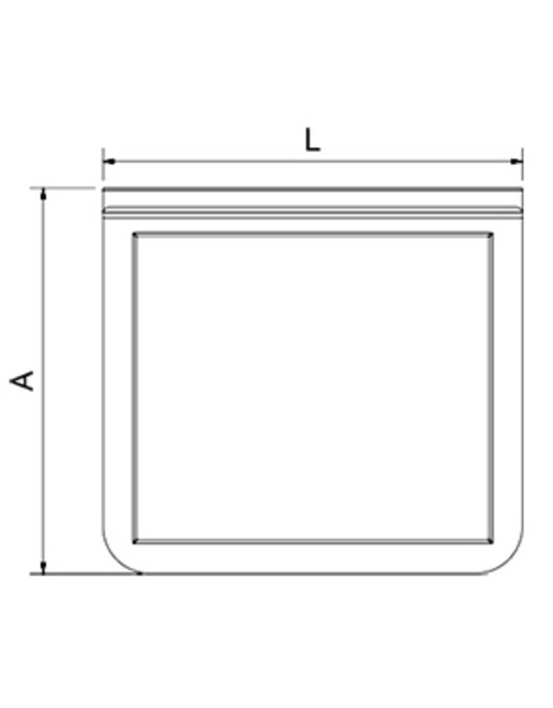 Fricosmos Accessoire: GN 1/3 & 1/6 houder
