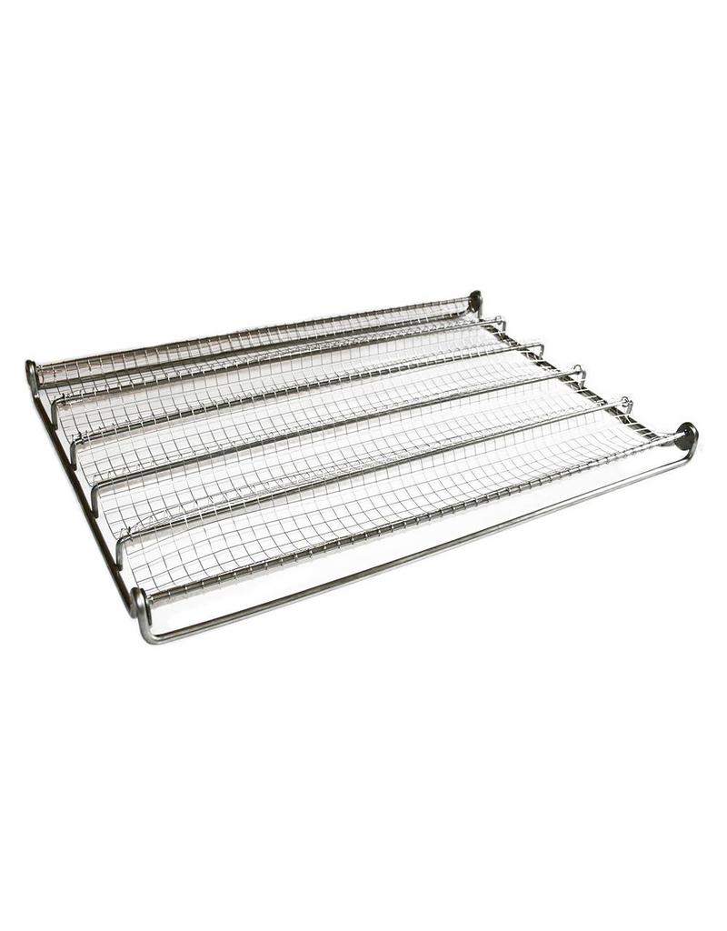 Fricosmos Wire mesh baguette tray