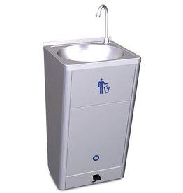 Autonomous hand wash basin