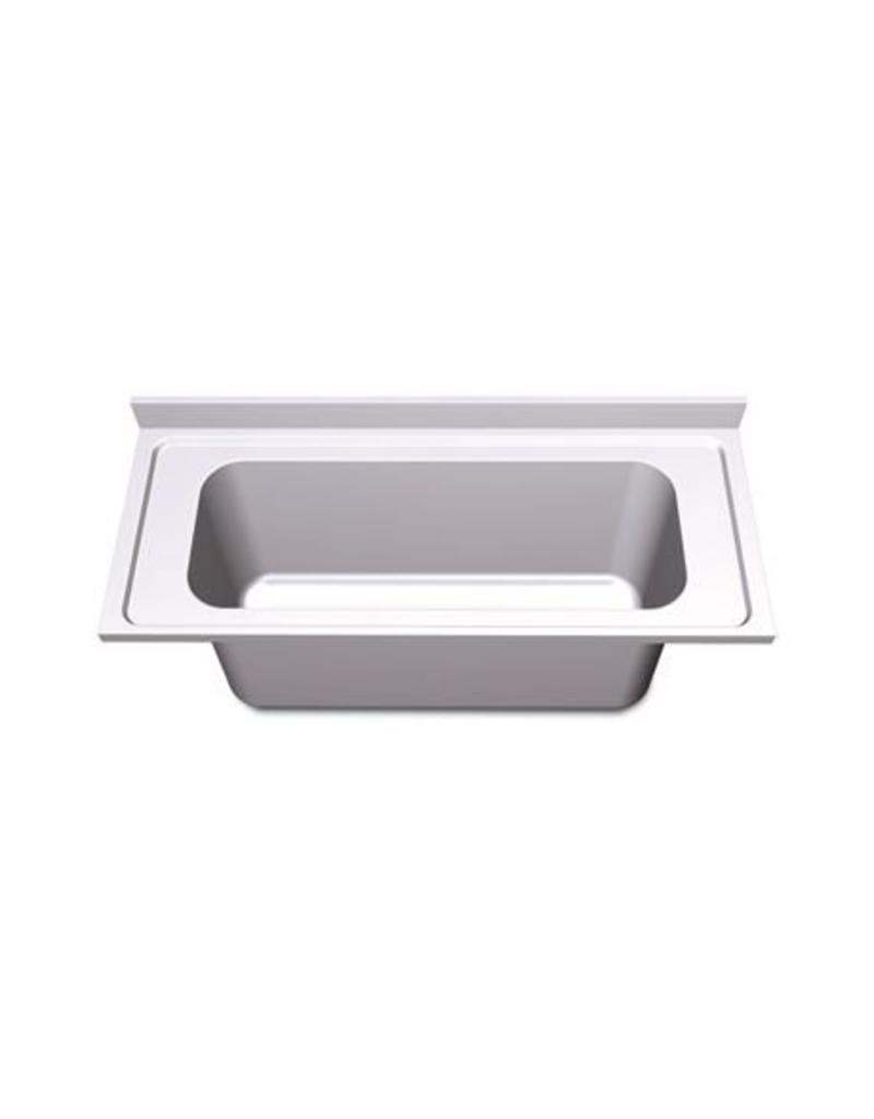 Sink Wall Mount High Capacity with finishing