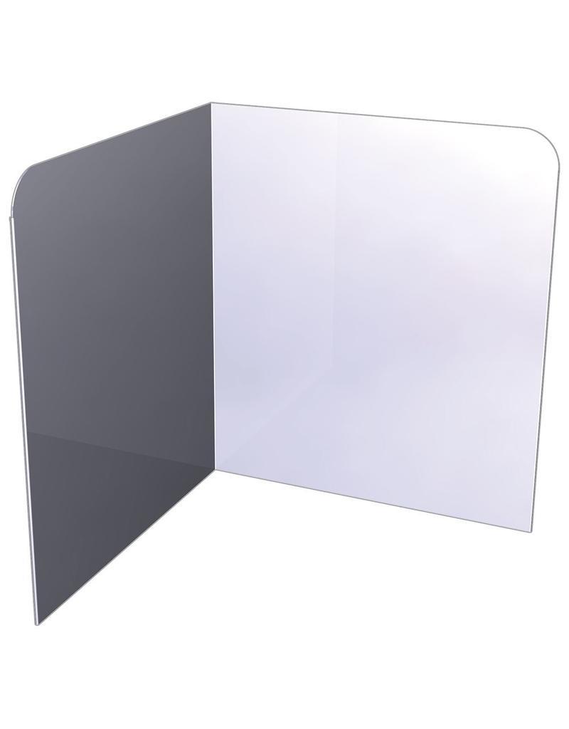 Inox Angle splashboard