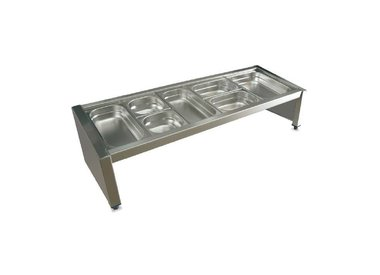 Gastronorm tray holders