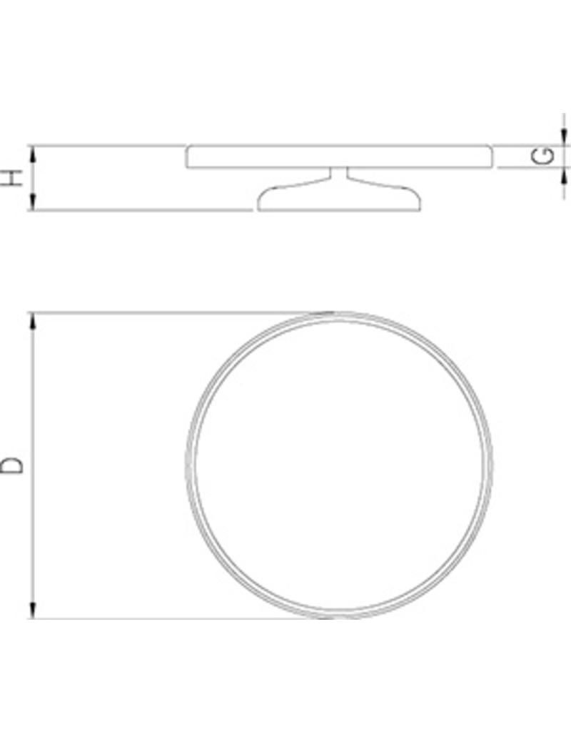 Rotating plate
