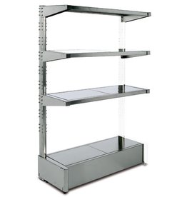 Extension kit single rack