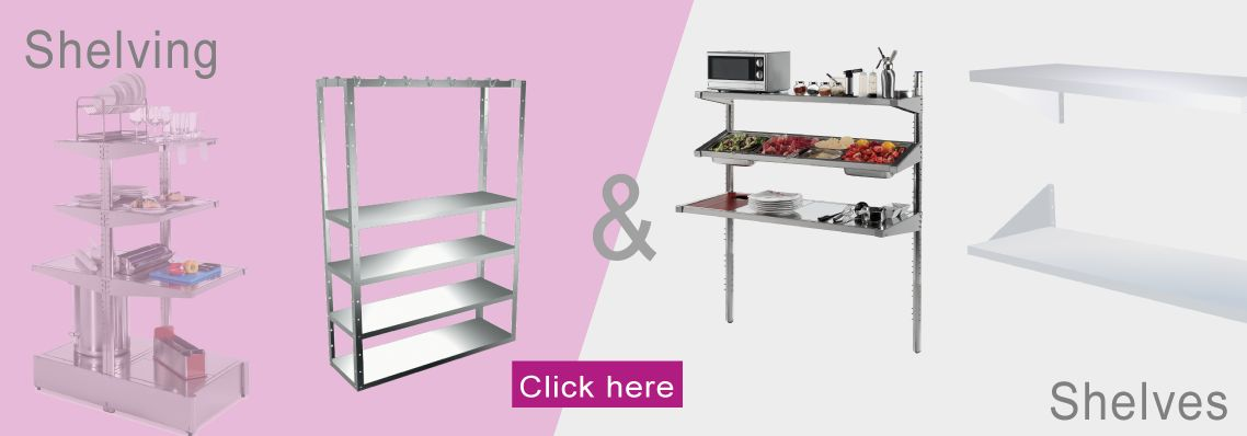 Shelving & shelves