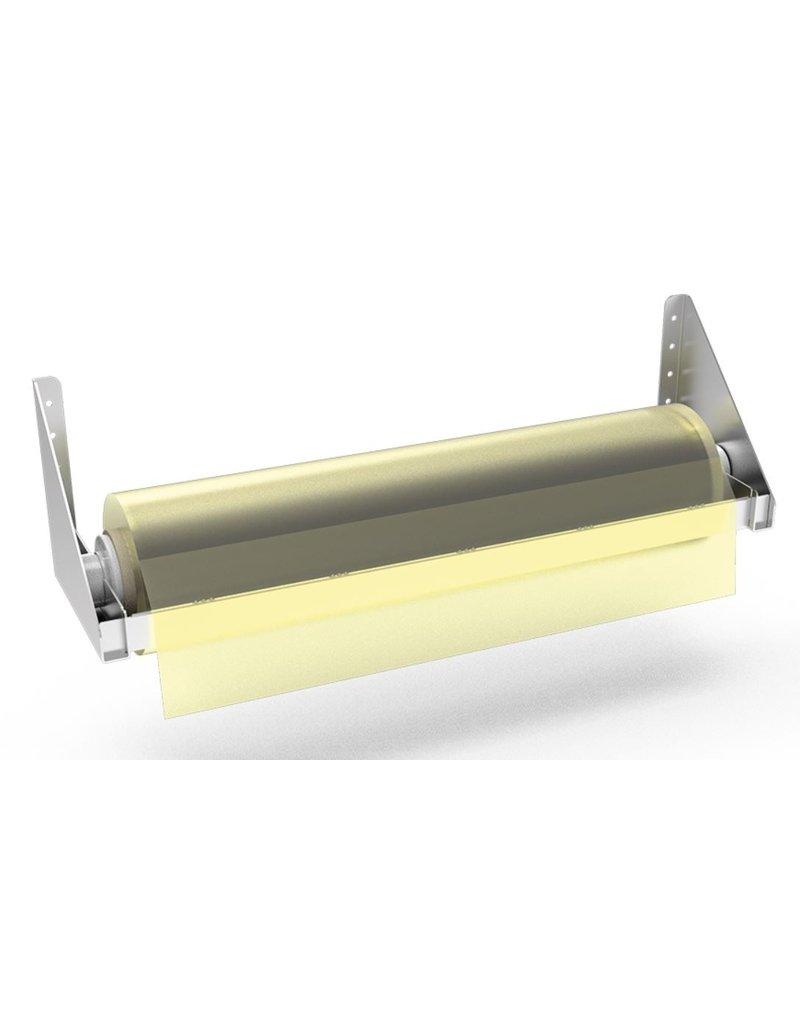 Fricosmos Geluidsarme afrolhouder set voor papier of folie