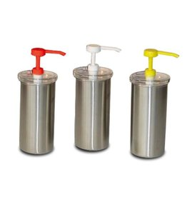 Fricosmos Saus dispenser in inox