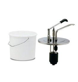 Fricosmos Sauce dispenser + bucket