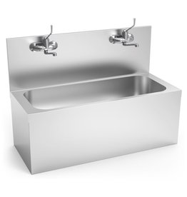Fricosmos Hand washbasin for operating room
