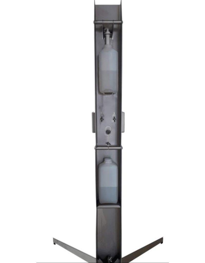Dispenser stationStainless Steel
