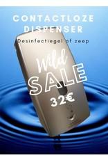 Hands-free soap dispenser