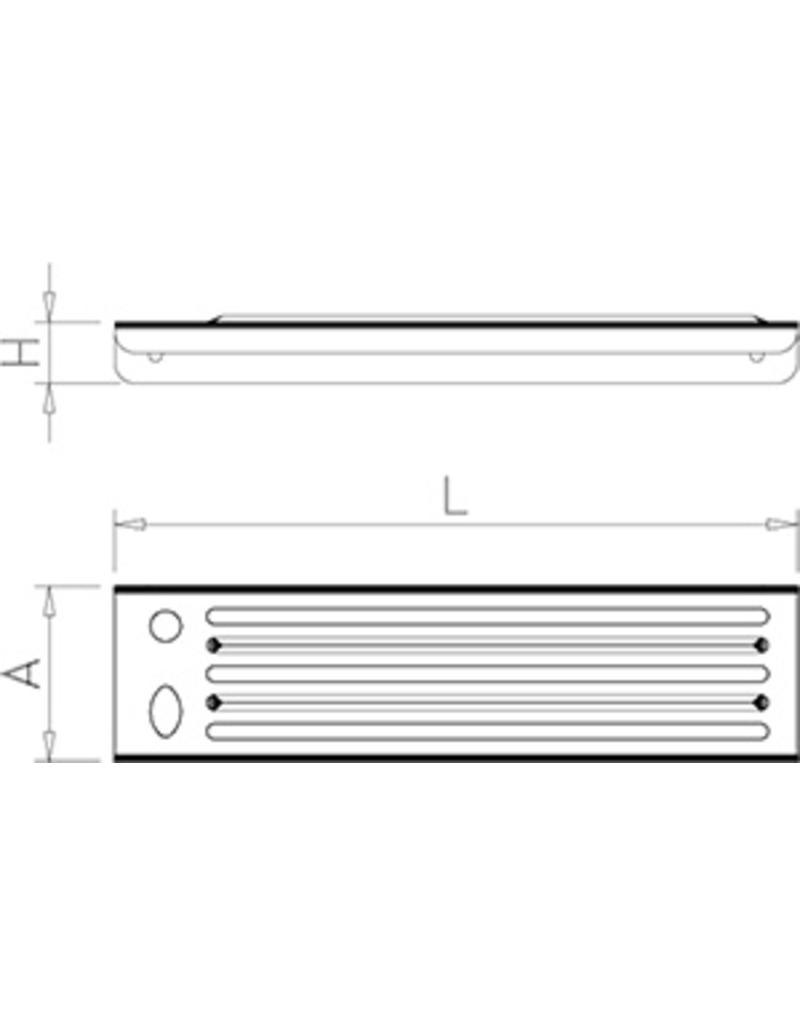 Plate knife holder