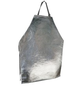 Heat resistant apron