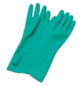 Nitrile gloves for food use