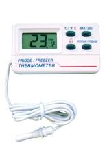 Digitale koelkast- en diepvriesthermometer met sonde