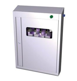 Sterilisatorkast met ozon voor messen