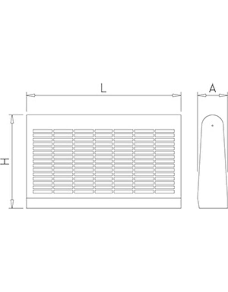 Insectenlamp UL model met kleefstrip