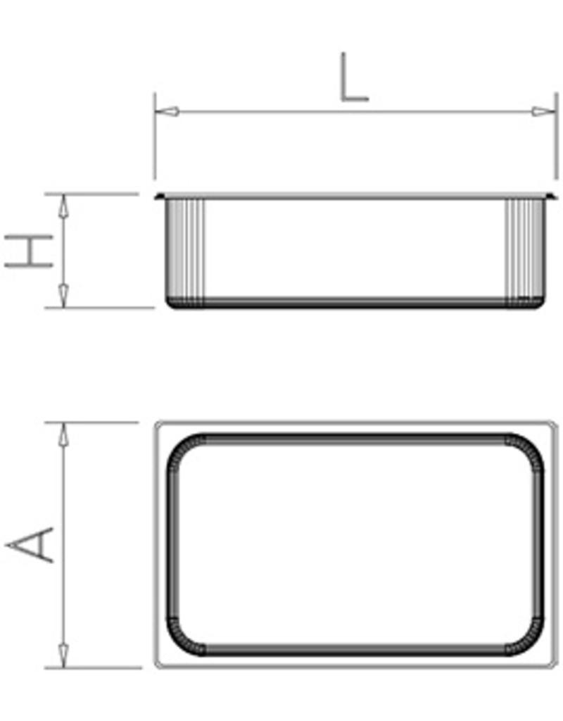 Roomijs container