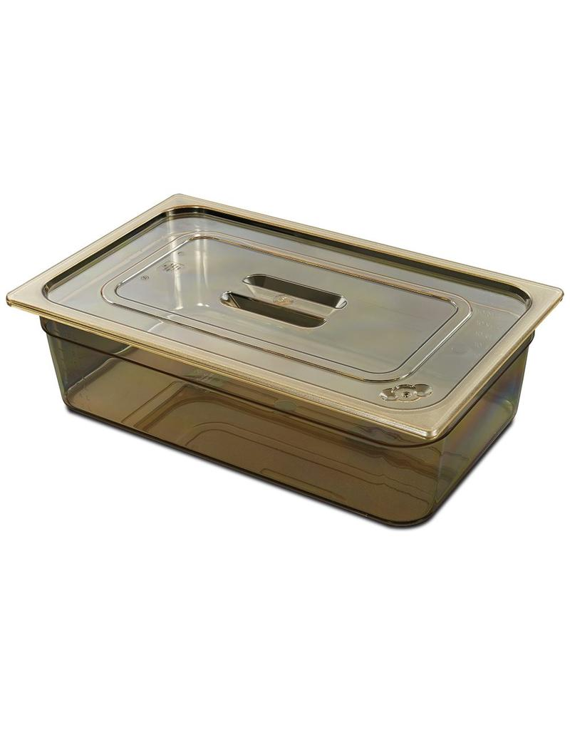 Gastronorm tray in polyethersullfon - Model 1/2