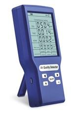Luchtkwaliteitsmonitor met CO2-detector