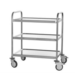 Serving trolley large 3
