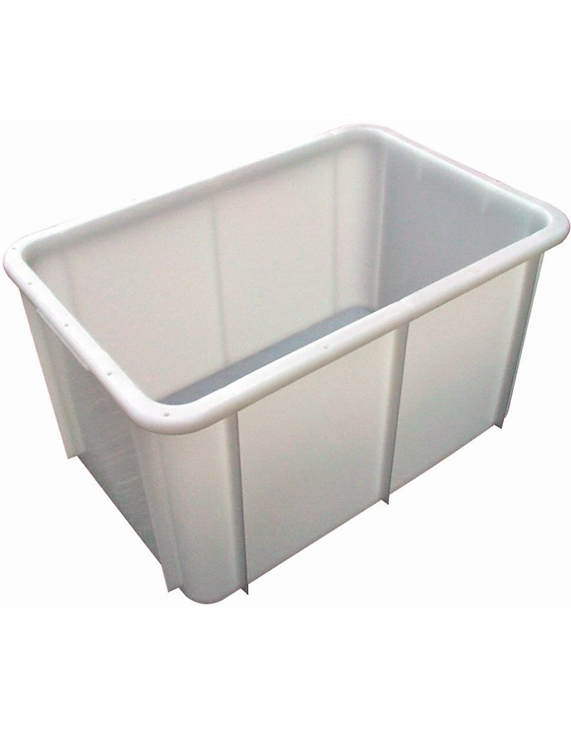 Raw materials station with 8 PVC containers 60L