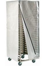 Seabiscuit line Afdekhoes met  transparante opening 600x800mm