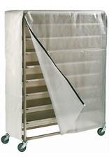 Seabiscuit line Hoes broodkar 1300x470x1520mm met of zonder transparante opening